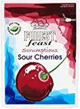 Forest Feast Mini Doypacks Scrumptious Sour Cherries 60 g (Pack of 4)