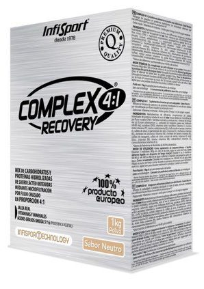 Infisport Complex 4:1 Bebida Recuperadora 1Kg Neutro