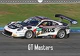 GT Masters (Wandkalender 2018 DIN A4 quer): Fotos aus dem ADAC GT Masters (Monatskalender, 14 Seiten ) (CALVENDO Sport) [Kalender] [Apr 01, 2017] Morper, Thomas