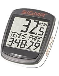Sigma Computer BC800, schwarz, One Size, 86033