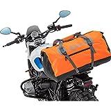 QBag Motorrad-Hecktasche Hecktasche/Gepäckrolle wasserdicht 11, universell, Einschubtaschen,...