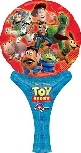 Amscan aufblasbar ein lustiger Toy Story Gruppe Luftballons (Toy Story Aufblasbarer)