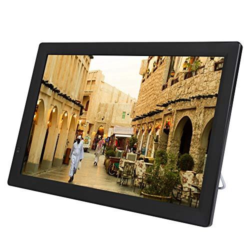 TV Digital 14 Pulgadas, TV portátil ATSC-T / T2 1080P con Antena y Control Remoto para automóvil/Camping/Dormitorio, Soporte para Tarjetas...