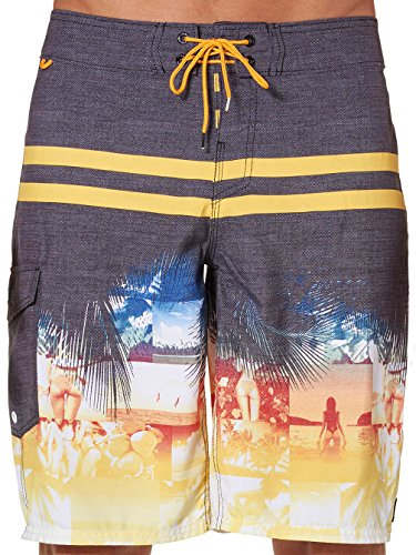 Herren Boardshorts Reef Maine Boardshorts Orange