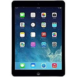 Apple iPad Air 2 WiFi + Cellular 64 Go Gris Sidéral (Reconditionné)