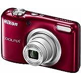 """Nikon COOLPIX A10 Digitalkamera 16,1 MP 1/2.3"""" CCD 4608 x 3456, Pixel, Blitz, Auto, Wechselstrom, Batterie, Kompaktkamera, 1/2.3"""", 4,6 - 23 mm"""