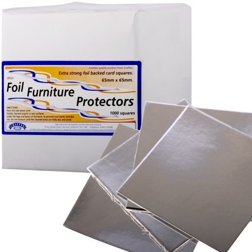 1000-foil-furniture-protectors-prevents-rust-marks-dyes-on-carpets-1000-per-pack-comes-with-tch-anti