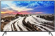 """Samsung UE49MU7055 - Smart TV de 49"""" (4K UHD HDR, HDR1000, 3840 x 2160, WiFi), Gris Carbono [versión Es"""