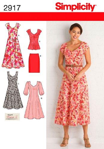 simplicity-2917-bb-patrones-de-costura-para-vestidos-de-mujer-tallas-grandes