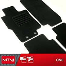 MTM Alfombrillas Accord VII Tourer desde 2003-08.2008, a Medida en Velour Antideslizante One