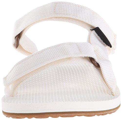 TevaUniversal Slide W's - Sandali da Atletica Donna Bianco