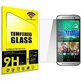 ACTECOM® CRISTAL TEMPLADO PROTECTOR PARA HTC ONE M8 0.2mm