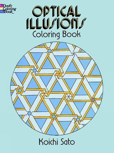 Read PDF Optical Illusions Coloring Book (Dover Design ...