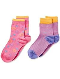 Nur Die Kinder Socken Doppelpack, Chaussettes Fille