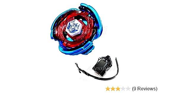 1 Metallspitzen Speed Launcher Kreisel von Rapidity/® Big Bang Pegasus