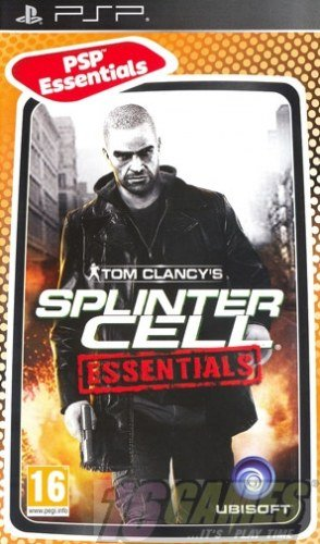Tom Clancy's Splinter Cell Essentials (Sony PSP)