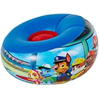 Paw Patrol 268PAW - Silla Hinchable Infantil, Color Azul