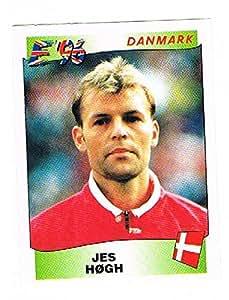 Europa Europe 96 No.279 Jes Hogh of Danmark Euro 96 - Panini