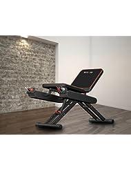 ECO-DE Gimnasio en casa Multiestación de Fitness Biceps Triceps Pectorales Abdominales Lumbares Total Gym