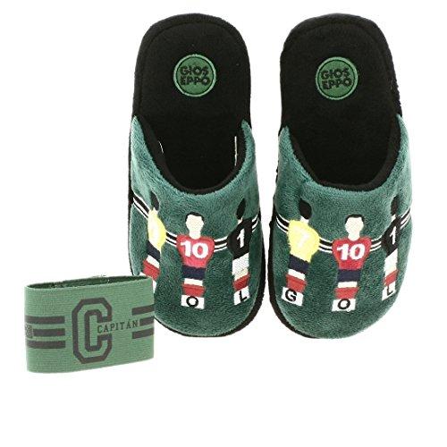 Gioseppo, Jungen Hausschuhe Grün