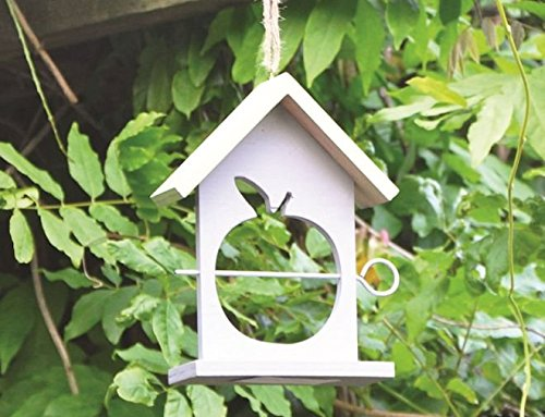 Kingfisher bfapple Bird Apple Feeder – Off Weiß (Apple-anleger)