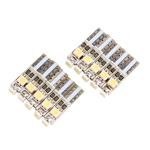Preisvergleich Produktbild zyhw 100T512103-smd LED Lampen Leuchtmittel Anzeige Weiß Signal Lampe 12V