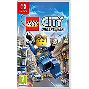 Lego City Undercover - Nintendo Switch 2 spesavip
