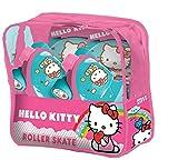 MONDO Pattini + protezioni Hello Kitty 28106