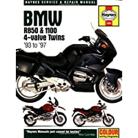 BMW R850 and R1100 Twins (1993-97) Service and Repair Manual (Haynes Service and Repair Manuals)