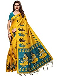 e61ec0c751b1 Yellows Women's Sarees: Buy Yellows Women's Sarees online at best ...