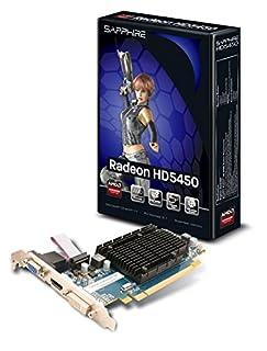 Sapphire Radeon HD 5450 - Tarjeta gráfica AMD (memoria de 1 GB DDR3, PCI-e, VGA, DVI, HDMI, 1 GPU) (B00378MDI4) | Amazon price tracker / tracking, Amazon price history charts, Amazon price watches, Amazon price drop alerts