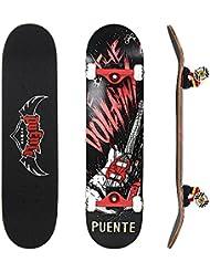 11b6904f080 NACATIN Planche à roulettes Skateboard pour Les Enfants