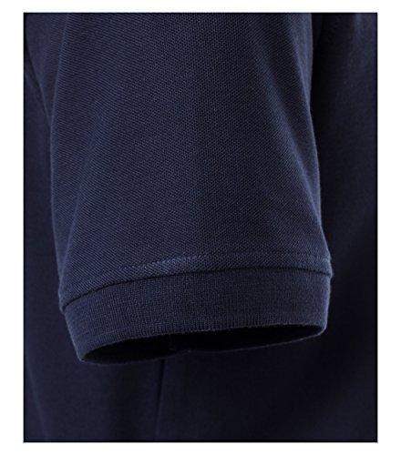 Casa Moda - Herren Polo Shirt mit Brusttasche in verschiedenen Farben S-6XL (004270) Blau (105)