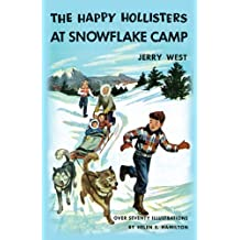 The Happy Hollisters at Snowflake Camp: (Volume 6) (English Edition)