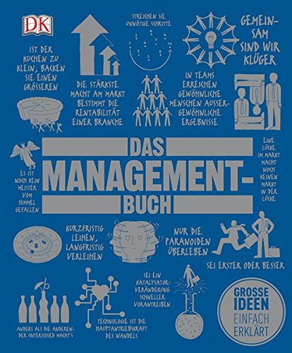 Das Management-Buch: Große Ideen einfach erklärt