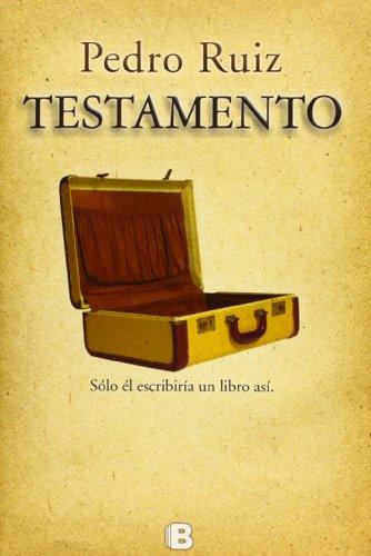 Testamento (B DE BOLSILLO)