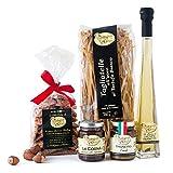 NATALE 2018 SHOPPER IDEA REGALO Gourmet NONNO MARIO CONFEZIONE PRODOTTI TIPICI Cinque prelibatezze