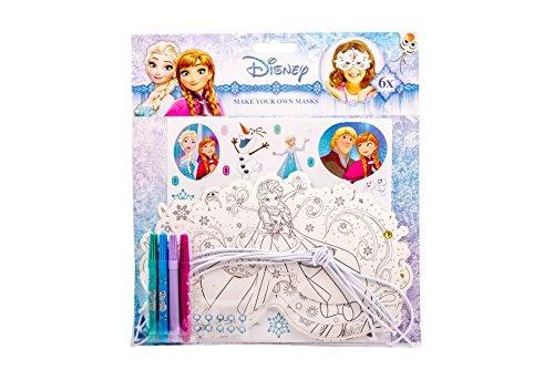 Disney Frozen : Machen Sie Ihre eigene Maske -