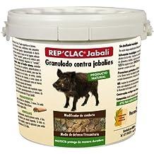 Replac - Repellente in granuli per cinghiali, 2kg MV