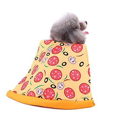 (Hund Pullover, Covermason Hunde Weste Geschenke Sweatshirt Pizza Hemd Katze Haustier Kleider T-Shirt)