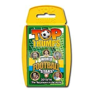 Top Trumps World Football Stars 2013/14