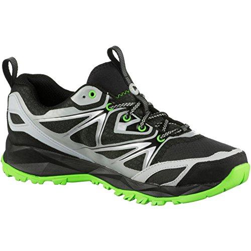 Merrell - Capra Bolt Gtx, Scarpe da escursionismo Uomo Black/Grey/Green
