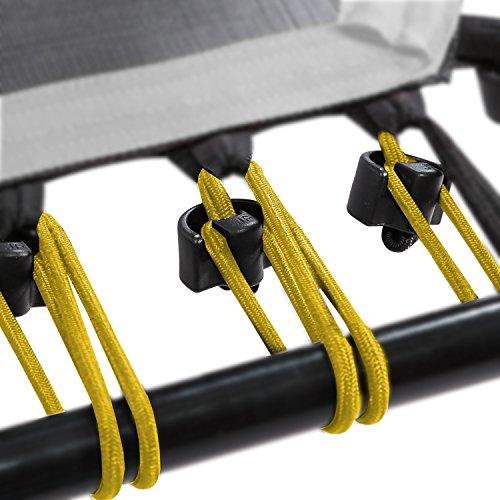 Sportplus SP-T-110-BG, Corda per Trampolino Unisex-Adulto, Giallo Neon, Taglia Unica