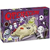 Operation: Tim Burton's the Nightmare Before Christmas [With Cards and Play Money, Oogie Boogie Tray, Tweezers, Parts]