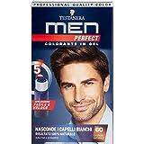 testanera–Men Perfect, colorant en Gel, 60Chtain naturel–1Boîte
