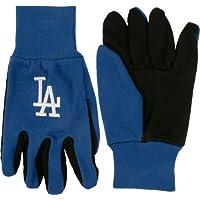 Preisvergleich für Los Angeles Dodgers Utility Work Gloves by Forever Collectibles