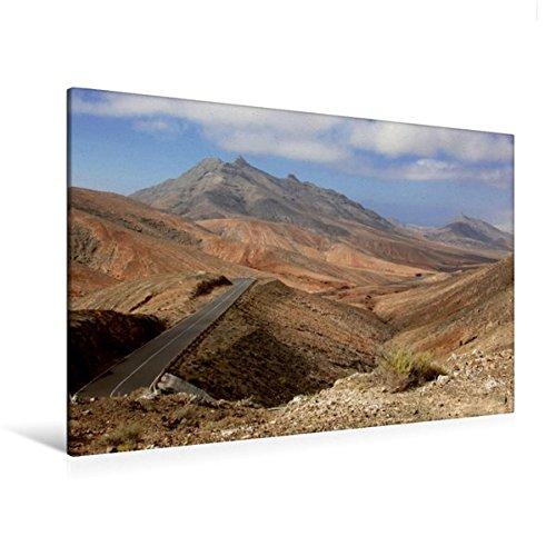 Preisvergleich Produktbild Premium Textil-Leinwand 120 cm x 80 cm quer, Montana Cardón | Wandbild, Bild auf Keilrahmen, Fertigbild auf echter Leinwand, Leinwanddruck (CALVENDO Orte)