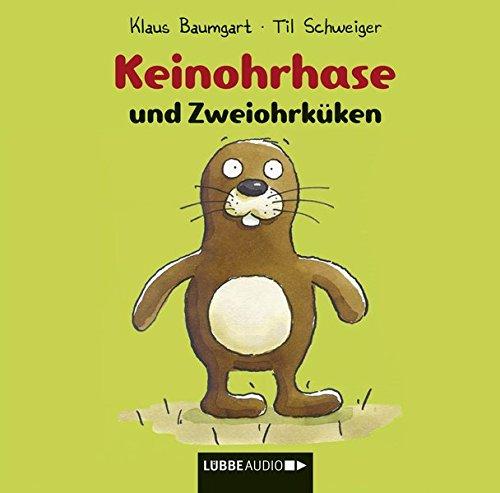 Keinohrhase und Zweiohrkuken (Primary Picture Books German) por Klaus Baumgart