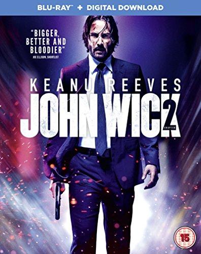 John Wick: Chapter 2 [Blu-ray + Digital Download] [2017]