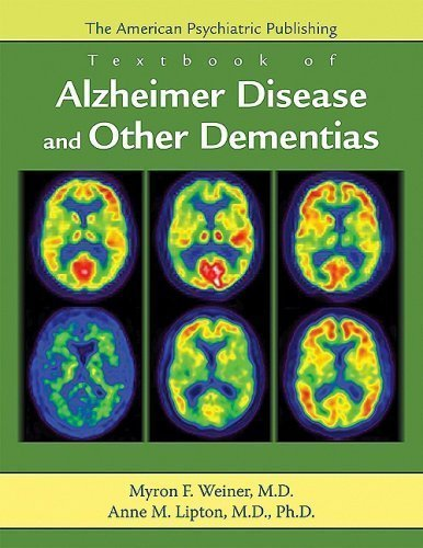 American Psychiatric Publishing Textbook of Alzheimer's Disease and Other Dementias: The App Textbook of Geriatric Psychiatry Diagnostic Issues in Dementia 1st (first) edition published by American Psychiatric Publishing, Inc. (2009) Hardcover
